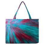 Background Texture Pattern Design Medium Zipper Tote Bag