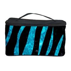 SKN3 BK-TQ MARBLE Cosmetic Storage Case by trendistuff