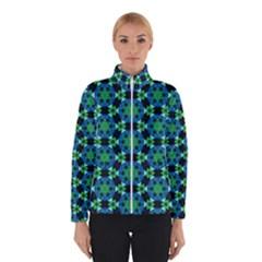Flower Green Winterwear by Jojostore