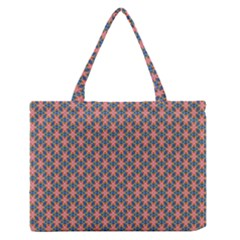 Background Pattern Texture Medium Zipper Tote Bag by Amaryn4rt