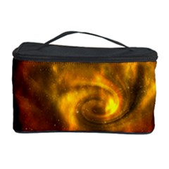 Galaxy Nebula Space Cosmos Universe Fantasy Cosmetic Storage Case by Amaryn4rt