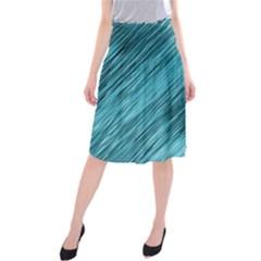 Banner Header Midi Beach Skirt