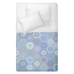 Bee Hive Background Duvet Cover (single Size) by Amaryn4rt