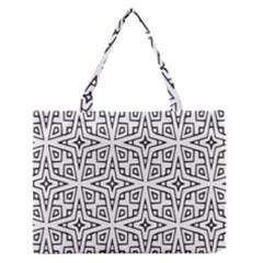 Coloring Star Squarest Medium Zipper Tote Bag by Jojostore