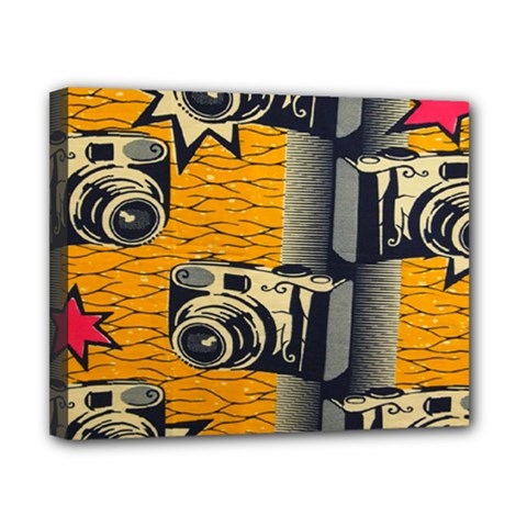Photo Camera Canvas 10  X 8  by Jojostore