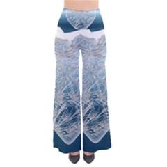 Frozen Heart Pants by Amaryn4rt