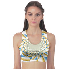 Tech Neon And Glow Backgrounds Psychedelic Art Psychedelic Art Sports Bra