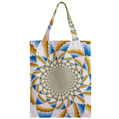 Tech Neon And Glow Backgrounds Psychedelic Art Psychedelic Art Zipper Classic Tote Bag by Amaryn4rt