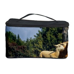 Border Collie Working Cosmetic Storage Case by TailWags