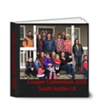 Cooper Convention 2016 - 4x4 Deluxe Photo Book (20 pages)