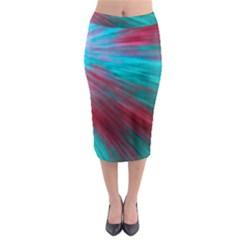 Background Texture Pattern Design Midi Pencil Skirt by Amaryn4rt