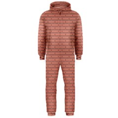 Brick Lake Dusia Wall Hooded Jumpsuit (men)  by Amaryn4rt