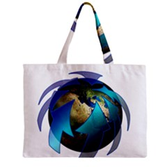 Migration Of The Peoples Escape Zipper Mini Tote Bag by Amaryn4rt