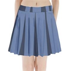 Fibonacci Pleated Mini Skirt by Nexatart