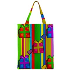 Holiday Gifts Zipper Classic Tote Bag by Nexatart