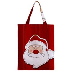 Santa Claus Xmas Christmas Classic Tote Bag by Nexatart