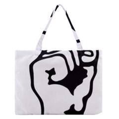 Skeleton Right Hand Fist Raised Fist Clip Art Hand 00wekk Clipart Medium Zipper Tote Bag