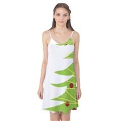 Christmas Tree Christmas Camis Nightgown by Nexatart