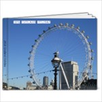 2016 England - 9x7 Photo Book (20 pages)