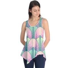 Seamless Pattern Seamless Design Sleeveless Tunic by Nexatart