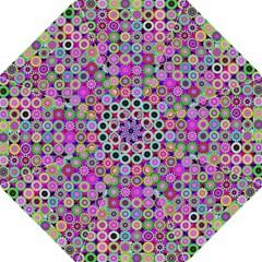 Design Circles Circular Background Straight Umbrellas by Nexatart