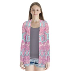Moroccan Flower Mosaic Cardigans by Brittlevirginclothing