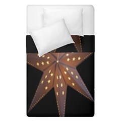 Star Light Decoration Atmosphere Duvet Cover Double Side (Single Size)