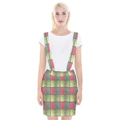 Seamless Pattern Seamless Design Suspender Skirt by Nexatart