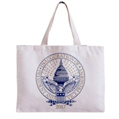 President Trump Inaugural Logo Inauguration Pence Seal Usa 2017 Medium Zipper Tote Bag by yoursparklingshop