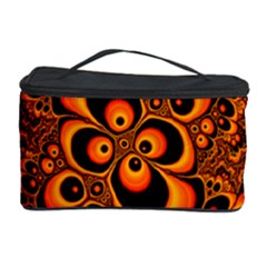Fractals Ball About Abstract Cosmetic Storage Case by Nexatart