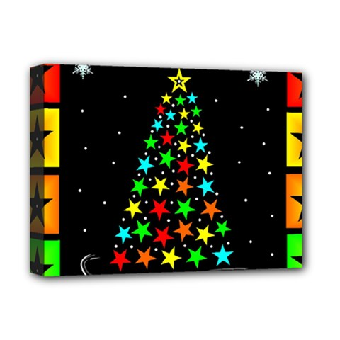 Christmas Time Deluxe Canvas 16  x 12   by Nexatart
