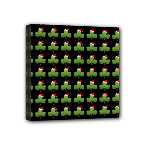 Irish Christmas Xmas Mini Canvas 4  x 4