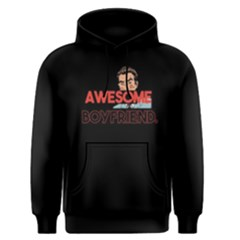Awesome Boyfriend   Men s Pullover Hoodie by FunnySaying