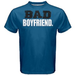 Bad Boyfriend   Men s Cotton Tee by FunnySaying