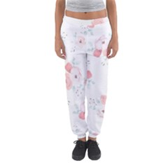 Lovely Flowers Women s Jogger Sweatpants by Brittlevirginclothing