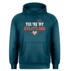 You Are Not My Everything   Men s Pullover Hoodie by FunnySaying