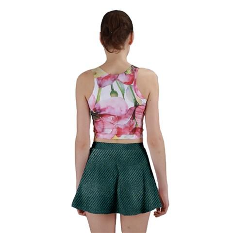 Mini Skirt Skirt Back