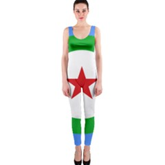 Roundel Of Djibouti Air Force  Onepiece Catsuit by abbeyz71
