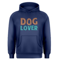 Dog lover - Men s Pullover Hoodie by FunnySaying