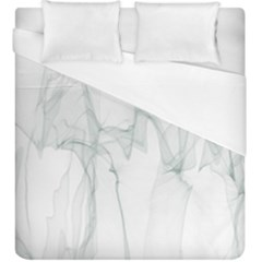Background Modern Computer Design Duvet Cover (king Size) by Nexatart