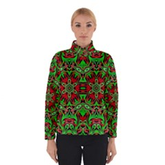 Christmas Kaleidoscope Pattern Winterwear by Nexatart