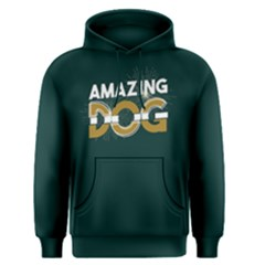 Amazing Dog   Men s Pullover Hoodie by FunnySaying