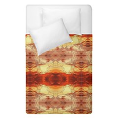 Fabric Design Pattern Color Duvet Cover Double Side (Single Size)