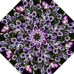 Flowers Blossom Bloom Plant Nature Golf Umbrellas by Nexatart