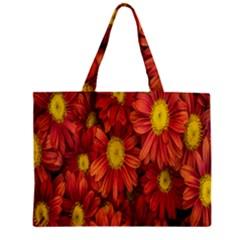 Flowers Nature Plants Autumn Affix Zipper Mini Tote Bag by Nexatart