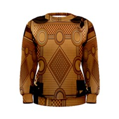 Mosaic The Elaborate Floor Pattern Of The Sydney Queen Victoria Building Women s Sweatshirt