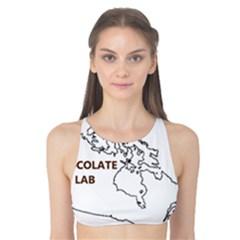 Choc Lab Origin Tank Bikini Top by TailWags