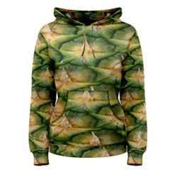 Pineapple Pattern Women s Pullover Hoodie by Nexatart