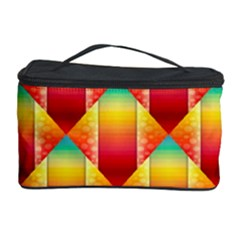 The Colors Of Summer Cosmetic Storage Case by Nexatart