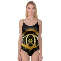 Virus Computer Encryption Trojan Camisole Leotard